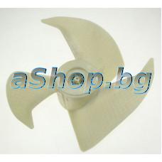 Перка на вент.за въшното тяло на климатик,Haier HSU-09RF03/R2,HSU-09RD03