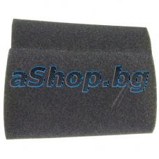 Филтър дунапренен за прахосмукачка,Bosch BMS-1300,NLA