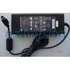 Адаптор с имп.захр.за LCD-TV,12VDC/6.25A,100-240VAC/50/60Hz/1.5A,кабел с букса,4-изв.,JVC/LT-20B60SU