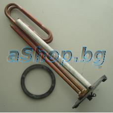 Нагревател к-т с фланец и анодна защита 230V/2000W за бойлер,Atlantic PCSB10