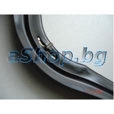 Уплътнение 400x300mm за врата на фурна готварска печка, Eurolux FEX-0763X,Nardi