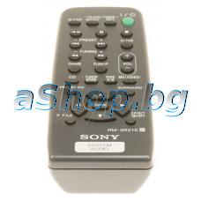 ДУ RM-SR210 за Аудио Система,SONY/MHC-RG60