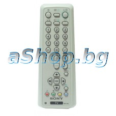 ДУ за телевизор с меню+ТХТ,RM-946,Sony/...