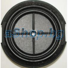 Уплътнение d53.5x11.3mm черно-кремшайба(за POD система) от кафемашина ,Philips-Saeco HD-8323,8325/09,8423
