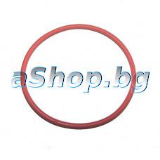 Уплътнение d73/80x3.5mm за бойлер-силиконово от кафемашина с помпа,Philips-Saeco HD-8323/09,SIN-007,Europiccola