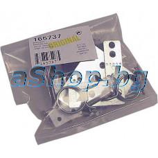 Комплект панти, планки, скоби, болтове и др. от вратата на съдомиялна за вгр.,Siemens/SE-54A592/45(FD8311)