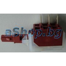 Бут.ключ от авт.пералня 220VAC/16A,3-изв.,Sang/WML-15100P
