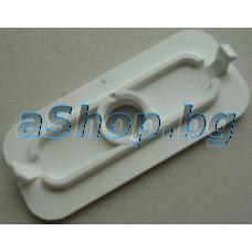 Правоъг.капаче за  бутон-ключ на хладилник,AEG S-75438G