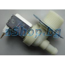 Елмаг.клапан 230VAC/50-60Hz,ED 100%,Tm90°C/Tm25°C за авт.пералня,Candy/CNE-89T