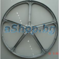Ремъчна шайба к-т за авт.пер.d330,H50mm,ширина-30мм за плосък ремък,Sang/WSE-1001