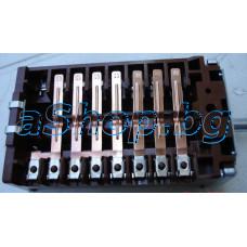 Ключ за фурна 8(7+0)тактов ,18-изв.,250VAC/16A,42.09000.020 EGO за ел.гот.печка,Bompani BO-243WA/SA