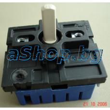 Пакетен ключ 8-изв.,.-позиц.254VAC/15A,MSA-R81 за ел.гот.печка,BOMPANI/BO-263