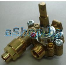 Кран на големия котлон за газов котлон ,ZANUSSI/ZDG-326X