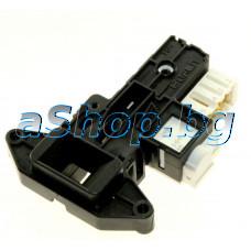 Ел.ключ.DL-S1 за блокир.на люка на авт.пералня с 3-изв.,240V/6A,LG,Daewoo,DWD-LD1000 series