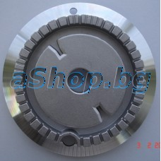 Дуралуминиева горелка-пръстен d113мм за газов котлон на плот,Bompani/BO-293JE