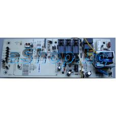 Платка с ел-ти /лицев панел за МВП,AEG/MCC-2580E