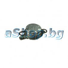 Термостат биметален за 105°C,Отв.105°C/Зат.87°C,250VAC/10(125VAC/15A)A,amp=6.35mm,за кафем. Electrolux/EEA-130