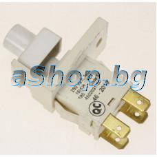 Бутон-ключ 250VAC/16A за дълбоко замръзяване на фризер,Beko FSA-21300