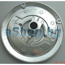 Дуралум.горелка-пръстен d 157 мм за газов котлон на плот,Bompani/BO-683/690