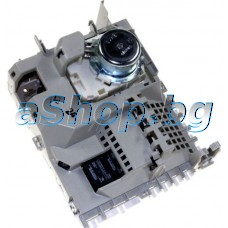 Елект.модул-печ.платка-захр.блок + БУ за авт.пералня-програмиран,Whirlpool/FL-5105(857051010050)