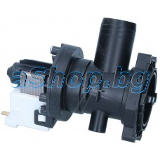 Помпа за вода на авт.пералня  36W,220VAC/50Hz,Indesit WITL-105