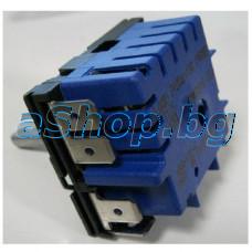 Ключ за котлоните 250VAC/15A за печка с керам.плот, Candy PDV-32/1X