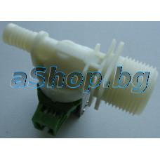 Елмаг.клапан -единичен 230VAC/50-60Hz,ED 100%,Tm90°C/Tm25°C за авт.пералня,Zanussi/FL-522C