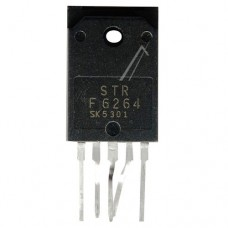 VC,SMPS Controller,SEP5-5/5 Pin,5-SQP(TO-3PF/5-pin),STRF6264