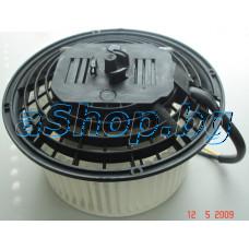 Турбина к-т мотор+перка ляв с държач за аспиратор,230VAC ,Teka CNL-1001/2002,C620