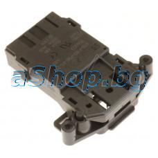 Ел.ключ.за блокир.на люка на авт.пералня с 3-изв.,240V/6A,LG WD-1274/8090/1090FB
