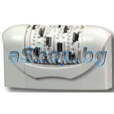 Глава за машинка  за епилиране бяла,Braun 5318
