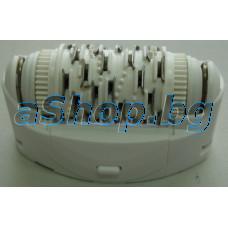Глава за машинка  за епилиране бяла,Braun 5180,SH-5316