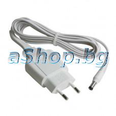 Зарядно у-во 100-240VAC to 12VDC/0.4A/4.8W за епилатор ,Braun SH-5316,type 5316,5318