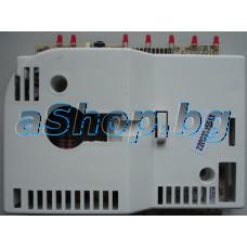 Елект.модул за управл.-печ.платка с индикация 7-LED и бутон за съдомиялна,Eurolux/SNV-45
