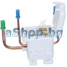 Трипътен електромагнитен клапан 230VAC/50-60Hz за двуобемни хладилници,type K3-01,Aweco