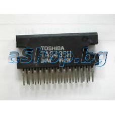 IC,Stepping Motor Driver,bipolar,25-SQL, TA8435H Toshiba