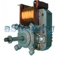 Мотор с перка 230VAC/20W за конвекцията на фурна от готв.печка,Amica 606CE3434TAYDHAOGSR(52143)