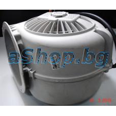 Турбина к-т мотор+перка с кожух за аспиратор,Teka DB1-500,DG-70,DBB-60