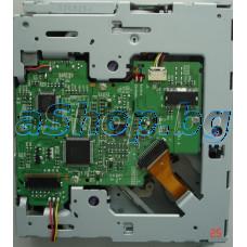 К-т механика(лаз.опт.гл.+основа+ шаси и мотори)за авто CD,Blaupunkt/Daytona MP26