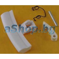 Ключалка к-т за люк на авт.пералня,Zerowatt TROPIC-42XL,Candy