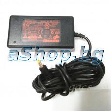 Адаптор за поратативен DVD-плеер вход 100-240VAC/0.8A->9.5VDC/2.0A,Sony/DVP-xxxxx