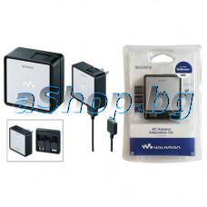 Адаптор за поратативен DVD-плеер вход 100-240VAC/0.xA->xxVDC/2.0A,Sony/NWZ-S638,A826