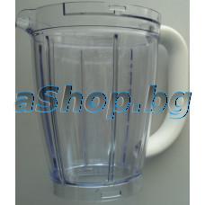 Кана пластмасова 1.5 литра без капак за кухн.робот,Tefal/BL-500341