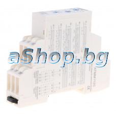 Реле за време ATMM112C, многофункционално, 24-240 VAC/DC, 2x(2NO+2NC), 5(2,0.5)A/250VAC, 0.05s-10min, Start