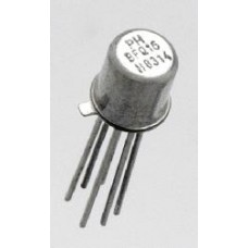 N-ch.Junction FET,Dual,30V,0.25W,Ugs1-Uds2<5..50mV,TO-71,6-pin