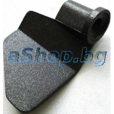 Бъркалка за месене на тесто отвор d8 мм, 1 бр. за тефлоновия казан на хлебопекарна ,Kenwood BM-210