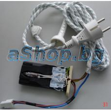 Кабел + захранване комплект за ютия, Tefal FV-9340E0/23