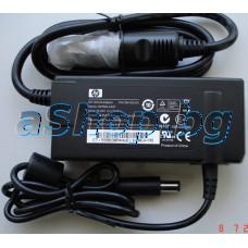 Зарядно-адаптор за кола вход 10-24V/11A,изход 19.5V/4.62A 90W за лаптоп,HP/Compaq