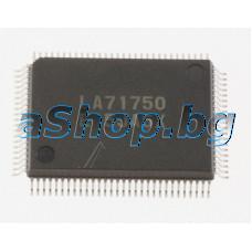 IC,Video signal processor,head amplifier,100-QFP,Funai HDR-A2635