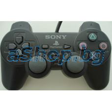 Джойстик аналогов за PS2(DUAL SHOCK 2) черен цвят,Sony/SCPH-...............